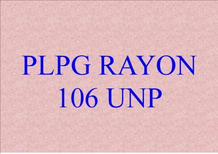 Daftar Nama Peserta PLPG 2014 Angkatan 3 Rayon 106 UNP