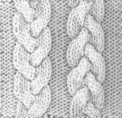 How To Knit A Cable Pattern : Armstrongs Vintage Clothing: Aran Knit Fishermens Jumpers