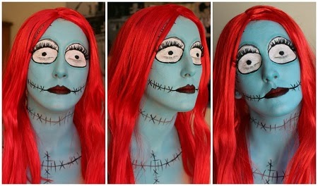 Caras pintadas de halloween para mujer imagui for Caras pintadas para halloween