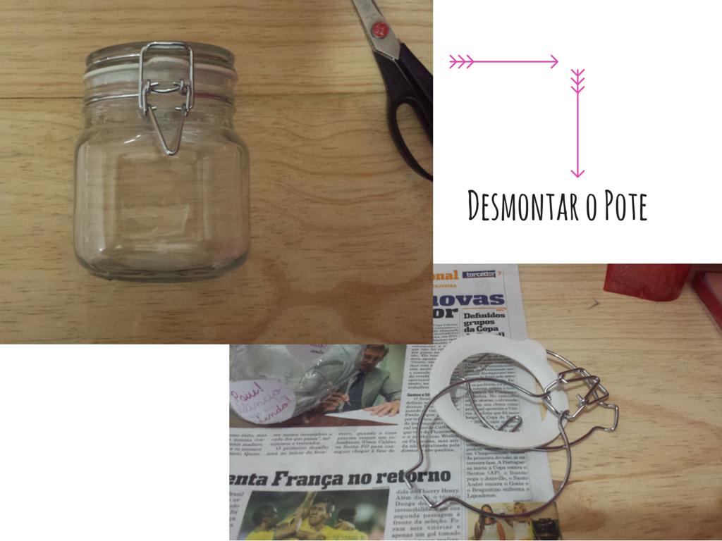 DIY: Memory Jar - Como NÃO fazer! - http://www.silencioqueeutolendo.com.br/