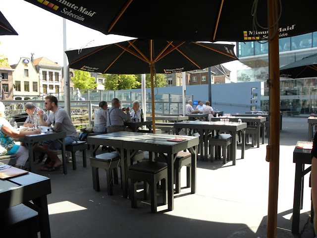Grand Café Lamot in Mechelen