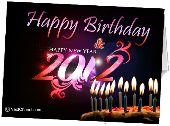 Advance happy new year for all