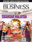 MALAYSIAN BUSINESS DEC16th ISSUE IS NOW ON SALE