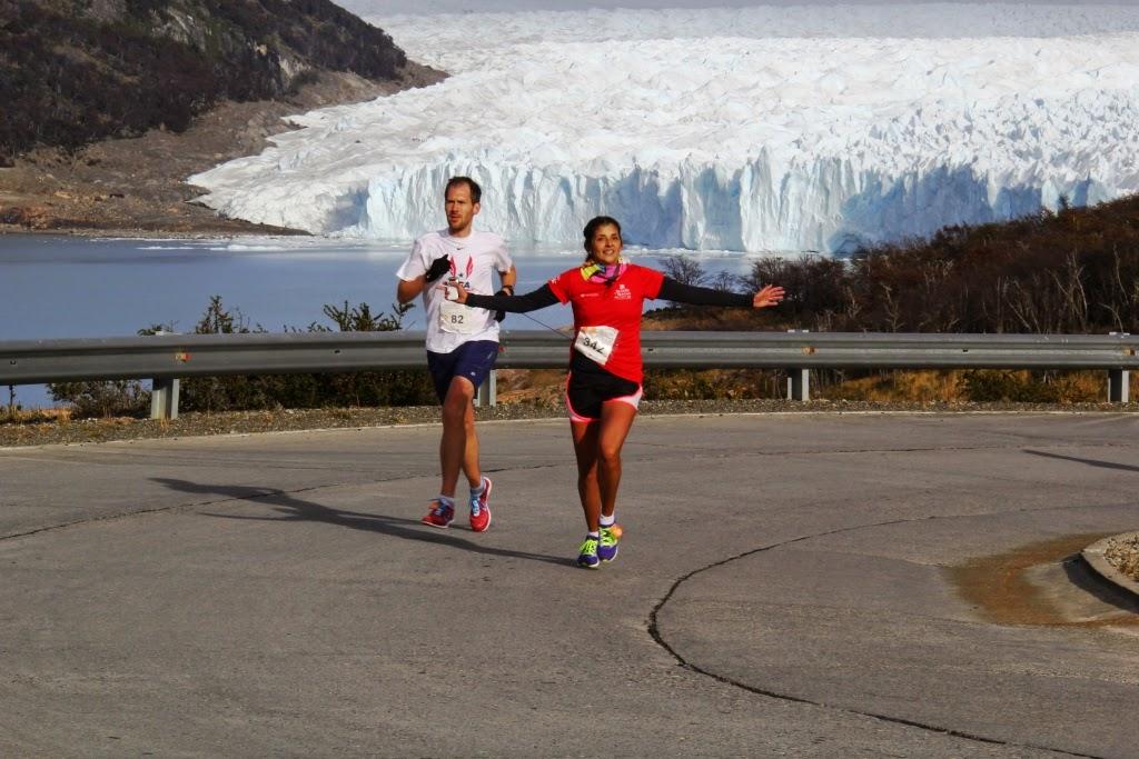 Media Maratón del Glaciar 2015