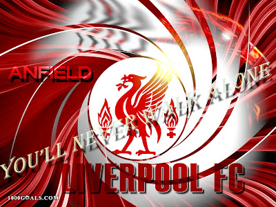 Liverpool 3D Wallpaper