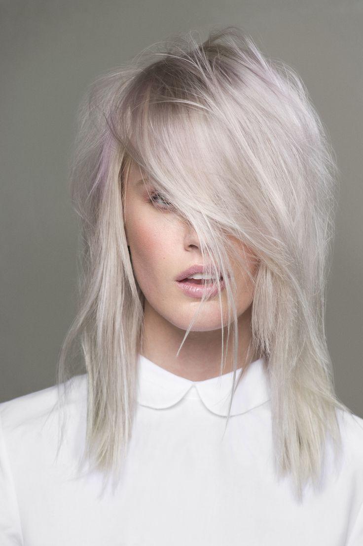 Gorgeous Platinum Hairstyles - Platinum hairstyles