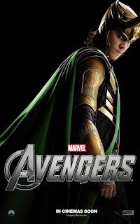 Tom Hiddleston Avengers-posterAU001-640x1024