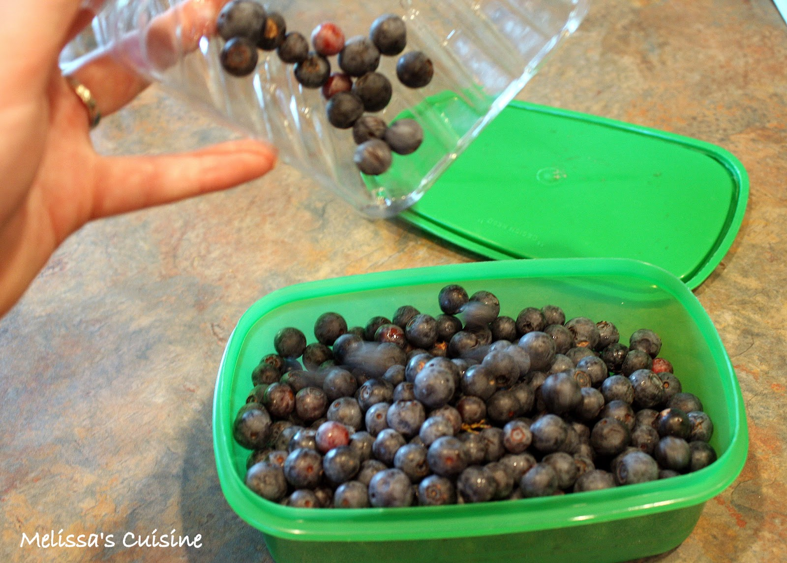 Melissa's Cuisine: Blueberries: Tips and Tricks