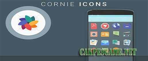 Cornie icons v0.9.5 Apk Full