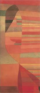 Paul Klee painting - Orpheus
