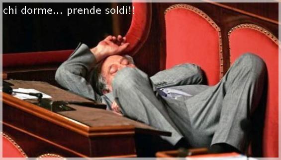 La politica Italiana? MAI COSI\