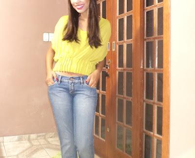 Customizando jeans