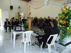 Inauguração da Igreja - 10/04/2011