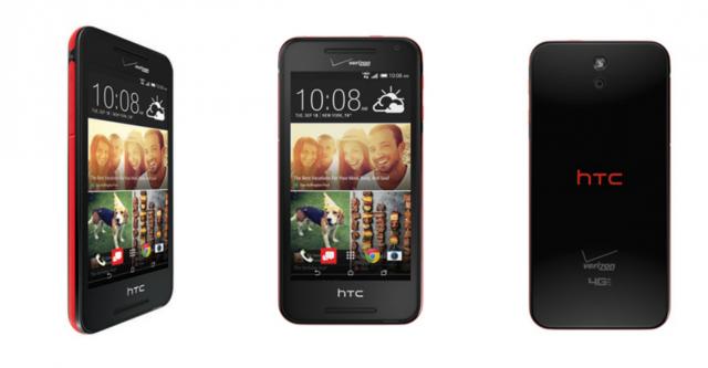 HTC tung Desire 612 cho thị trường Mỹ