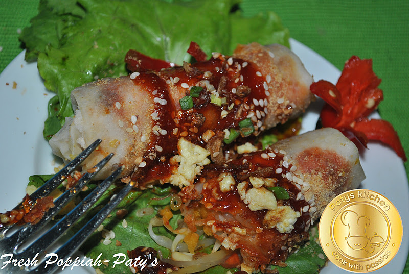 Popiah (Fresh Spring Rolls) Recipes — Dishmaps