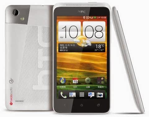 Daftar Harga Terbaru HTC Lengkap Juni 2014