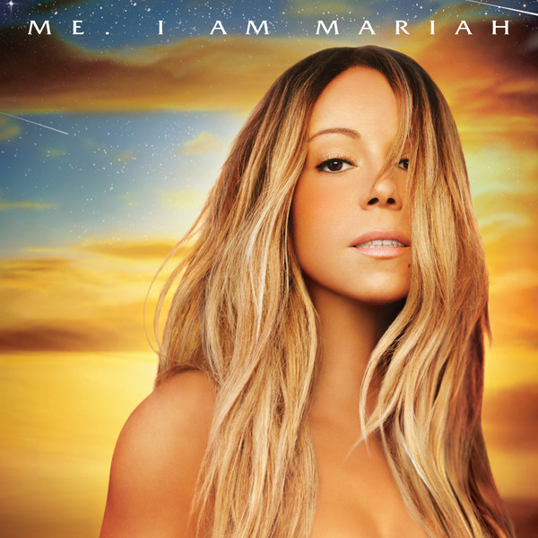 Mariah Carey - Me. I Am Mariah…The Elusive Chanteuse (Deluxe Version)   Cover