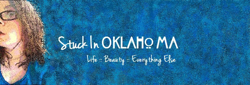 Stuck in Oklahoma // Life, Beauty, and Everything Else