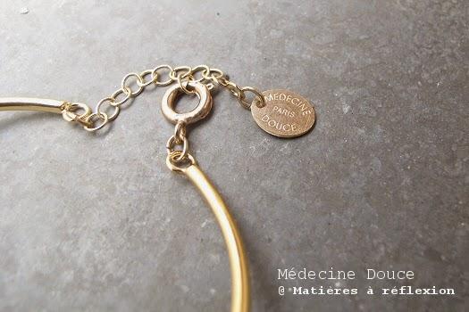 Bracelet Médecine Douce Bijoux - le bracelet Kafka