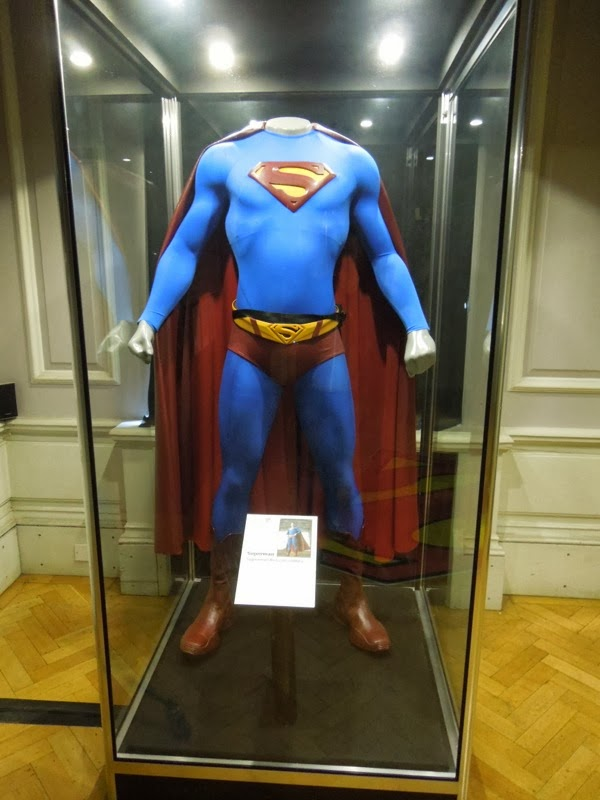 Brandon Routh Superman Returns costume