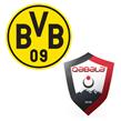 Borussia Dortmund -FK Qäbälä