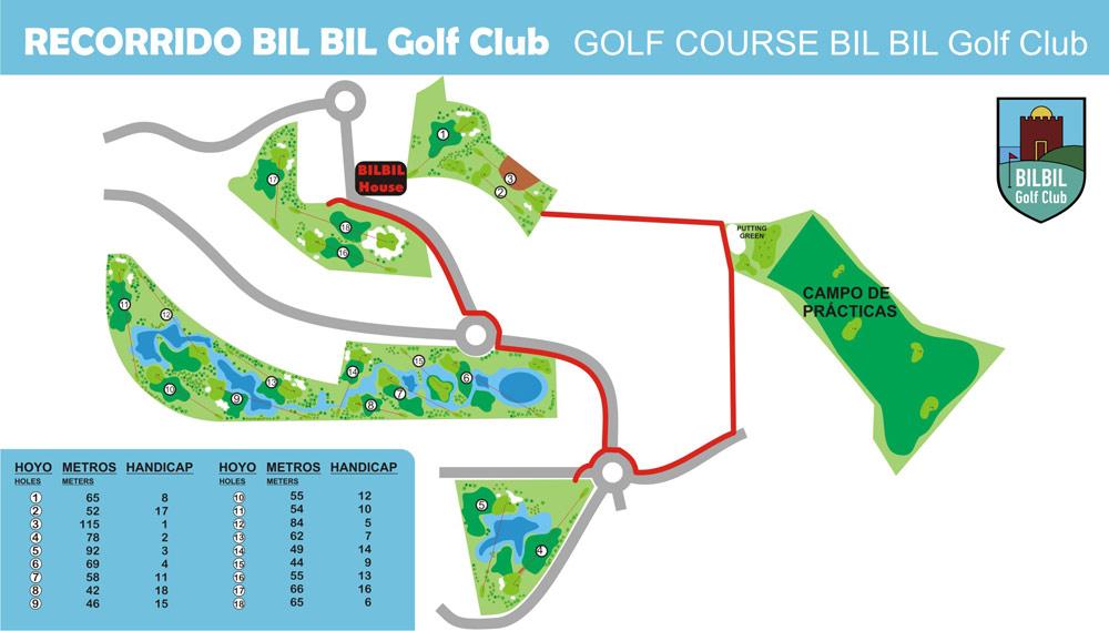 Bil Bil Golf club
