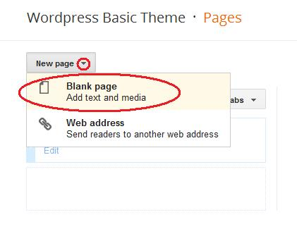 how to make wordpress page visible