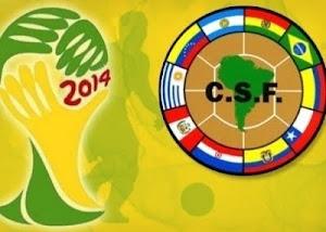 Clasificatorias Brasil 2014