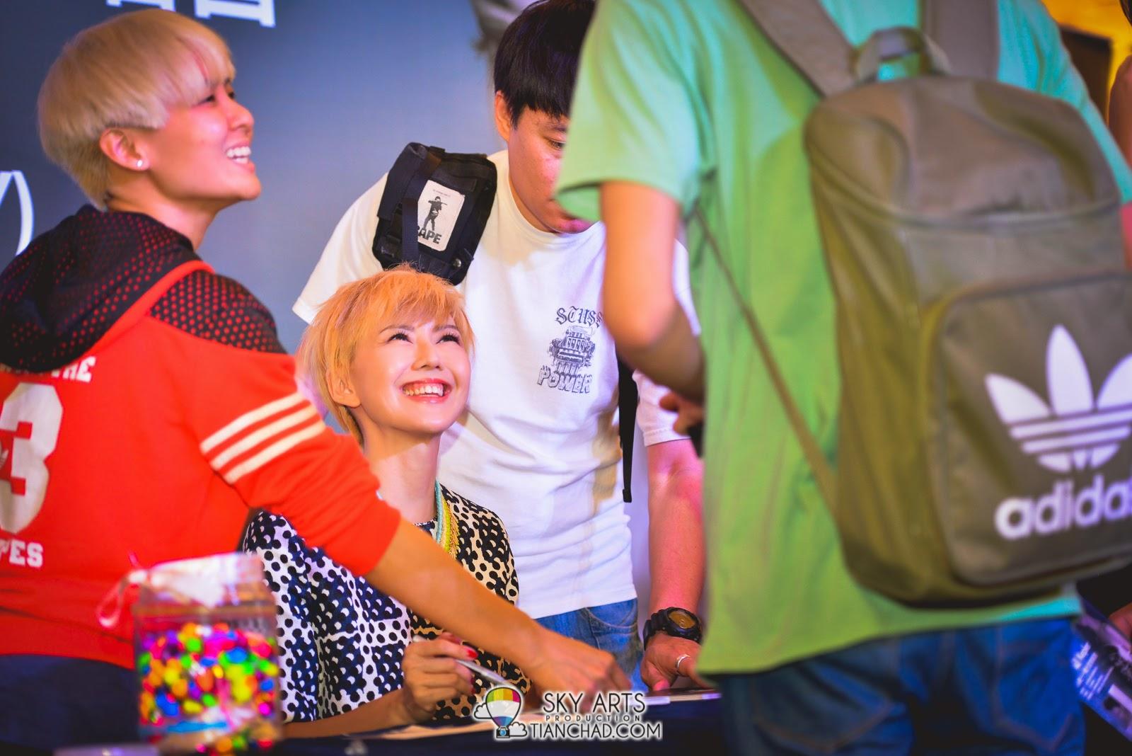 孫燕姿《克卜勒》大马签唱会 Stefanie Sun 《Kepler》 Autograph Session in Malaysia
