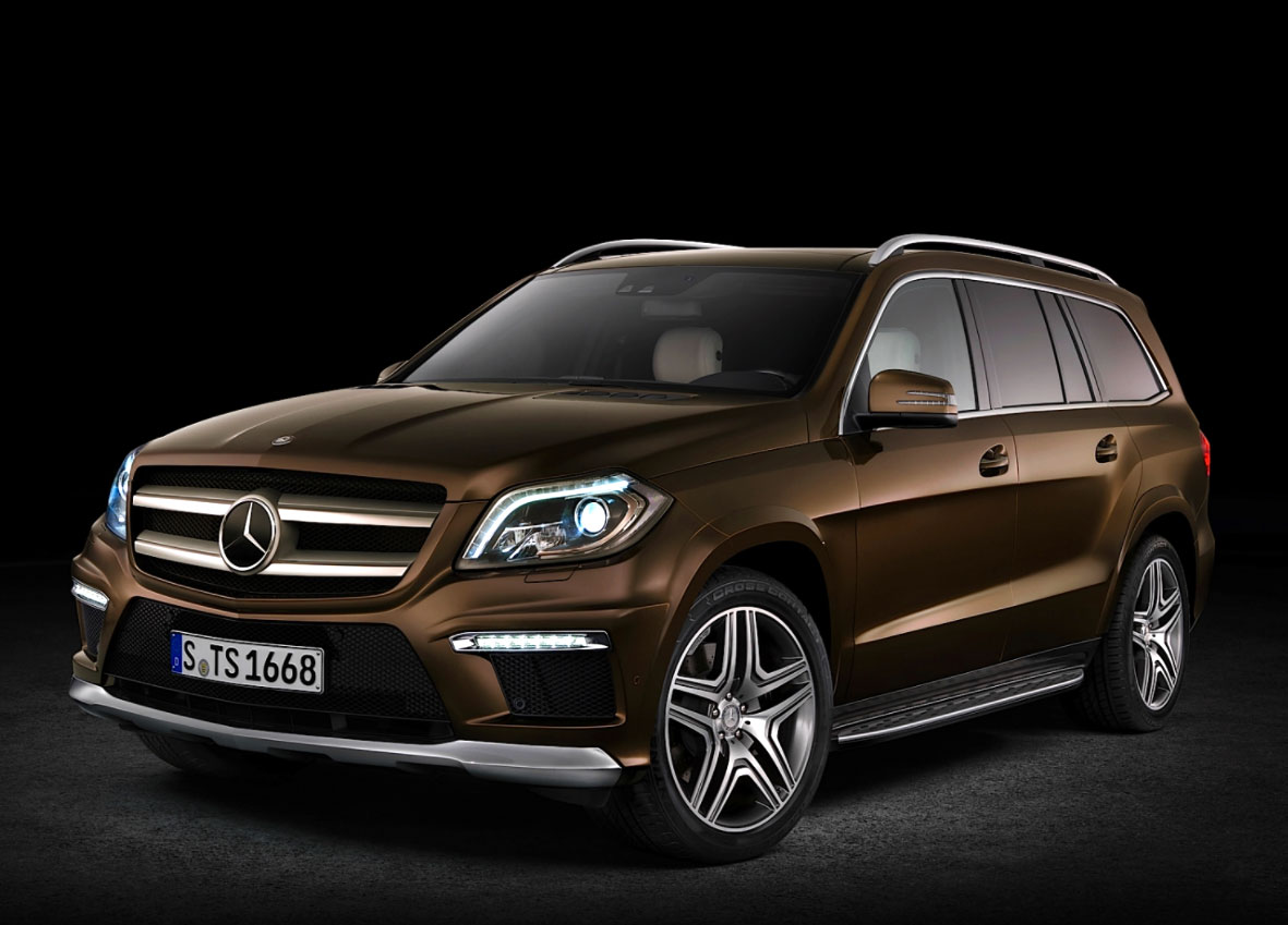 Jake 39 S Car World All New Mercedes Benz Gl Suv