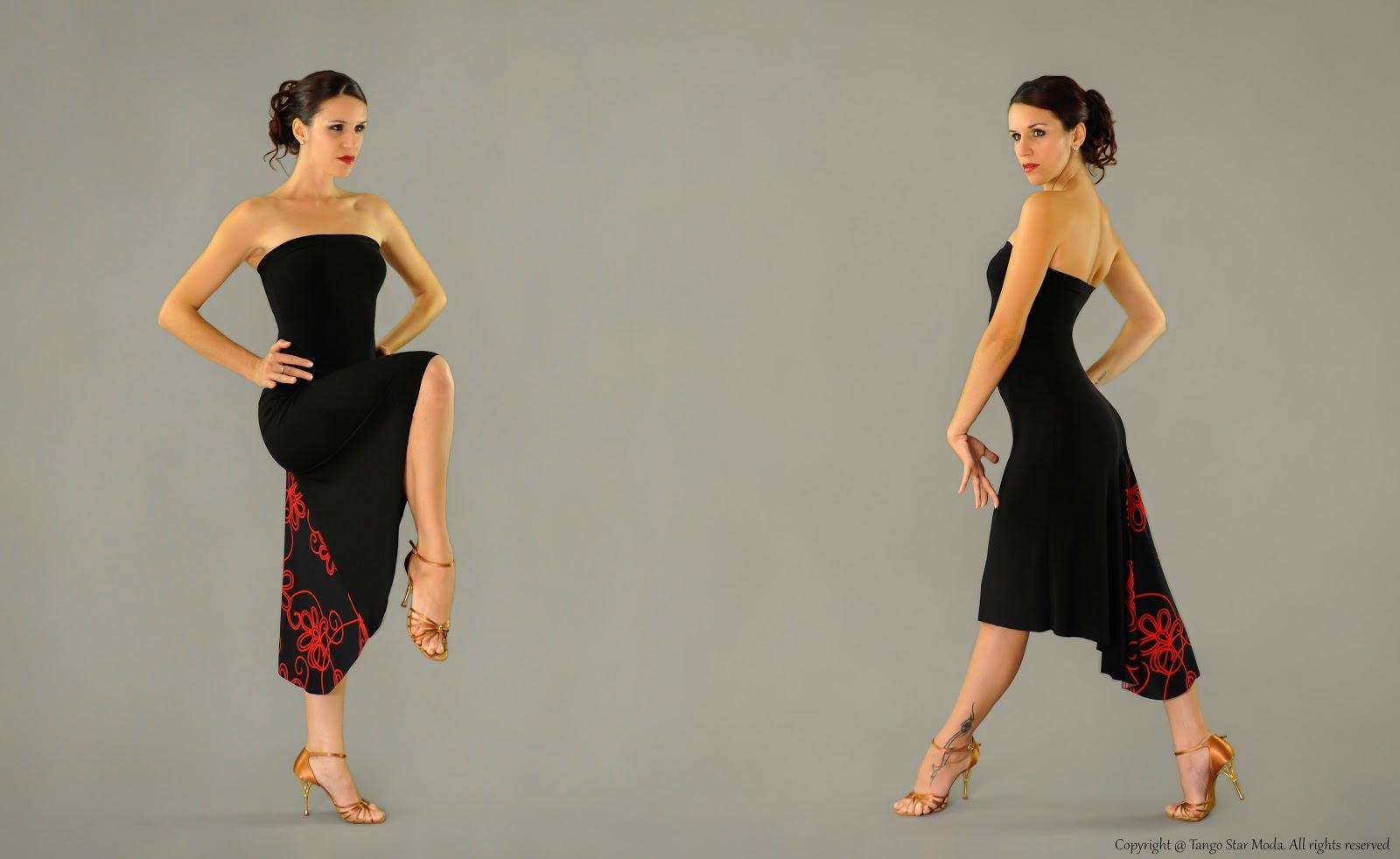 Сошью платье для танго