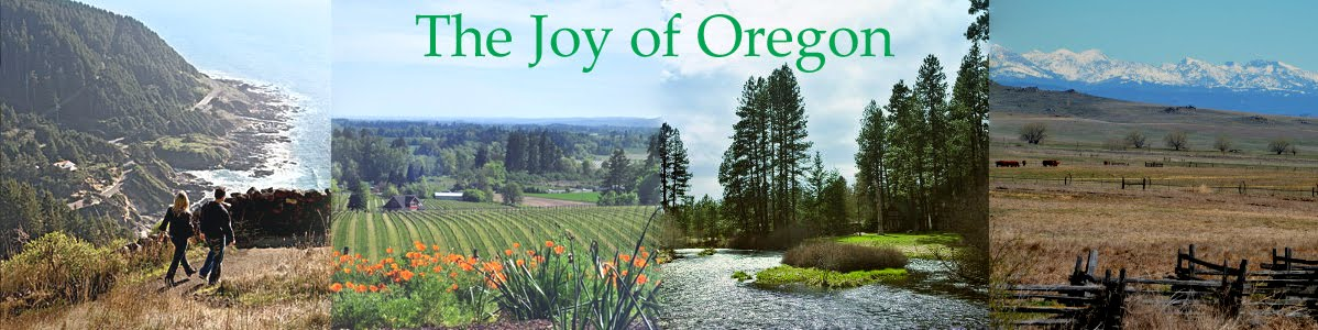 The Joy of Oregon