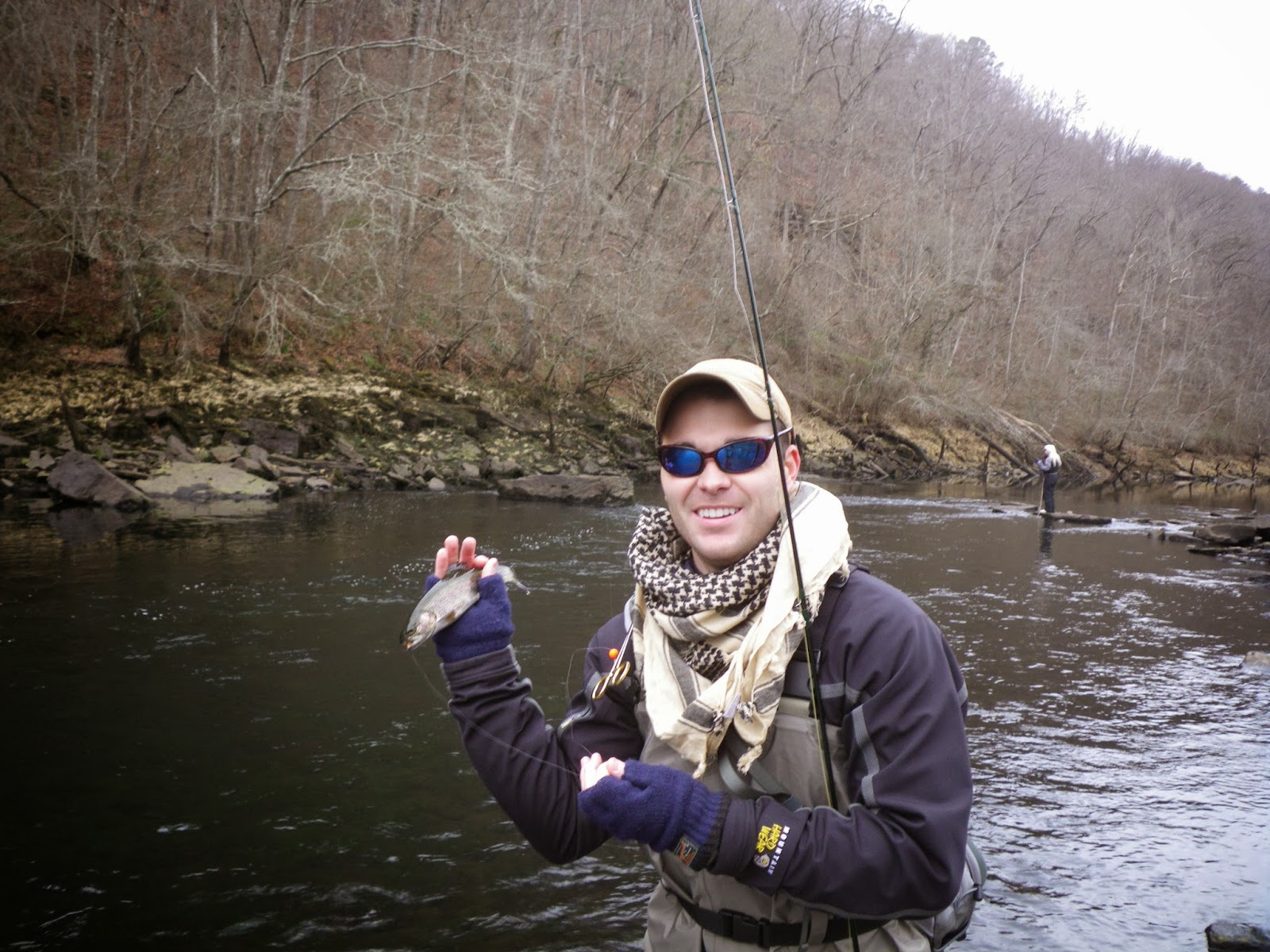 fly in the south little red river fishing report 1 4 14