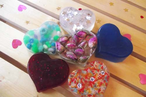Valentines Day Soap Making Tecstar