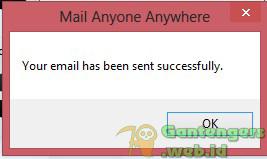 Cara Mengirim Email Tanpa Akun