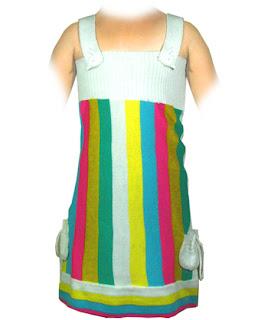 baju anak rajut