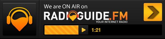 ESCÚCHANOS EN RADIOGUIDE FM