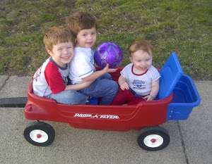Our Boys in the Wagon