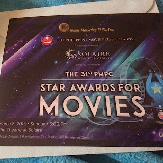 31st PMPC Star Awards for Movies 2015 winners