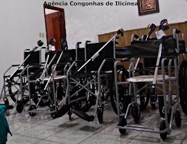 Banco Cadeiras de Rodas