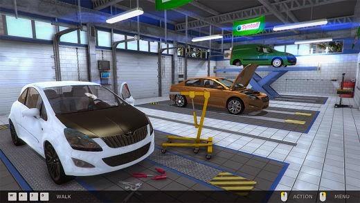 car mechanic simulator 2014 free download full version
