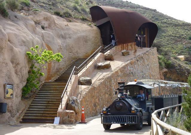 Parque Minero de La Unión.