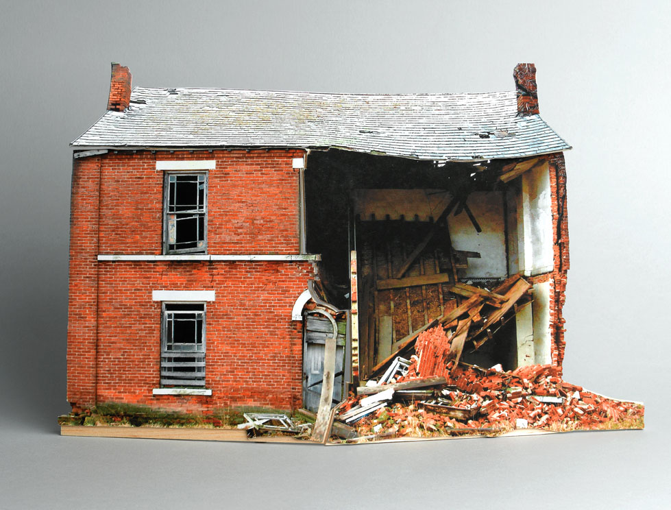 Super Bowl Update Small Scale Models Of Decaying Homes