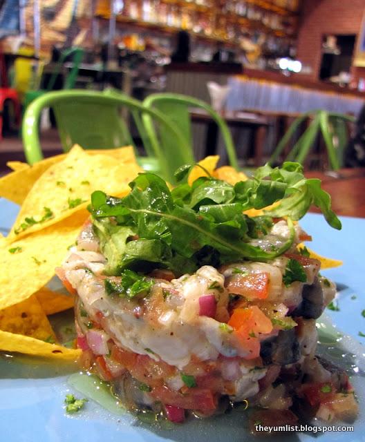best Latin American restaurants, Singapore, Kuala Lumpur