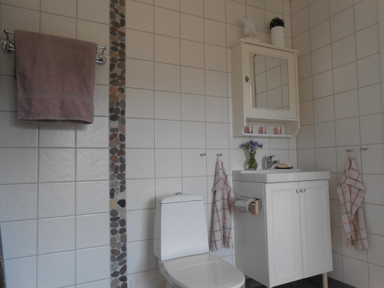 Det nya huset: får det lov att vara ett bad?