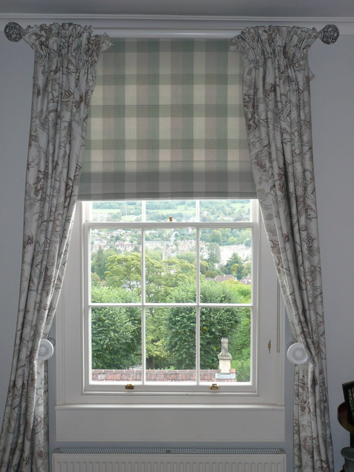 Atmosphere bath double width fabrics dress curtains and Curtains and blinds