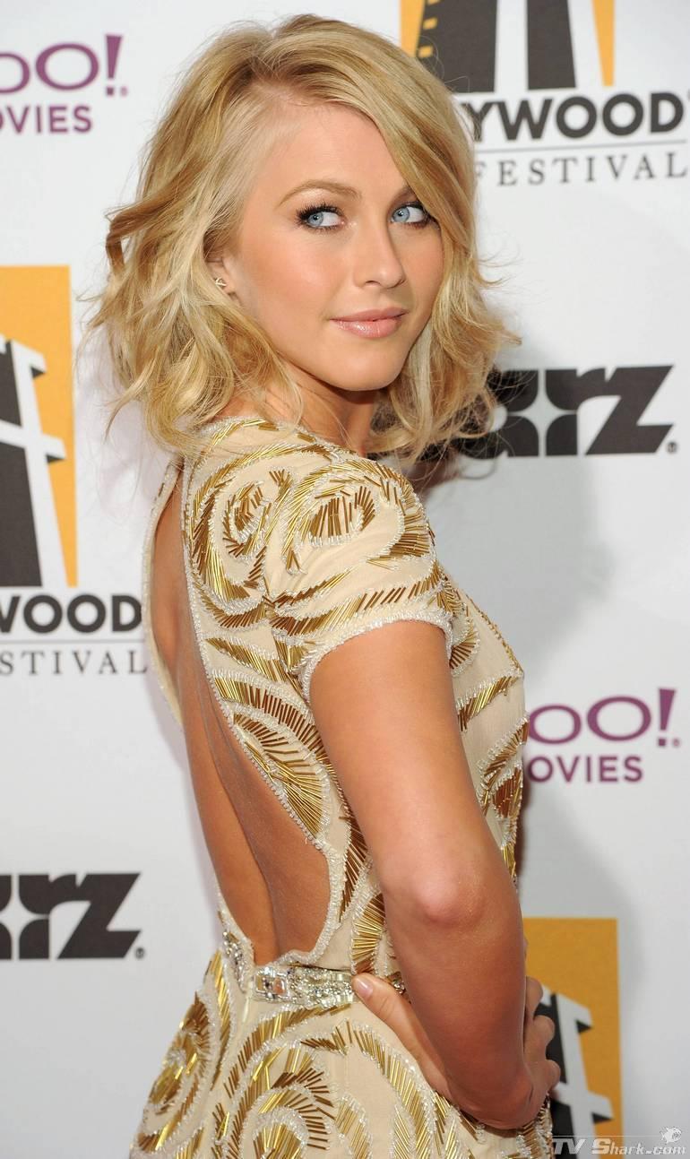 Julianne Hough Hairstyles Back Julianne Hough Short Hair Back View
