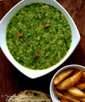 spinach khichdi recipe | detoxing after all the travel food