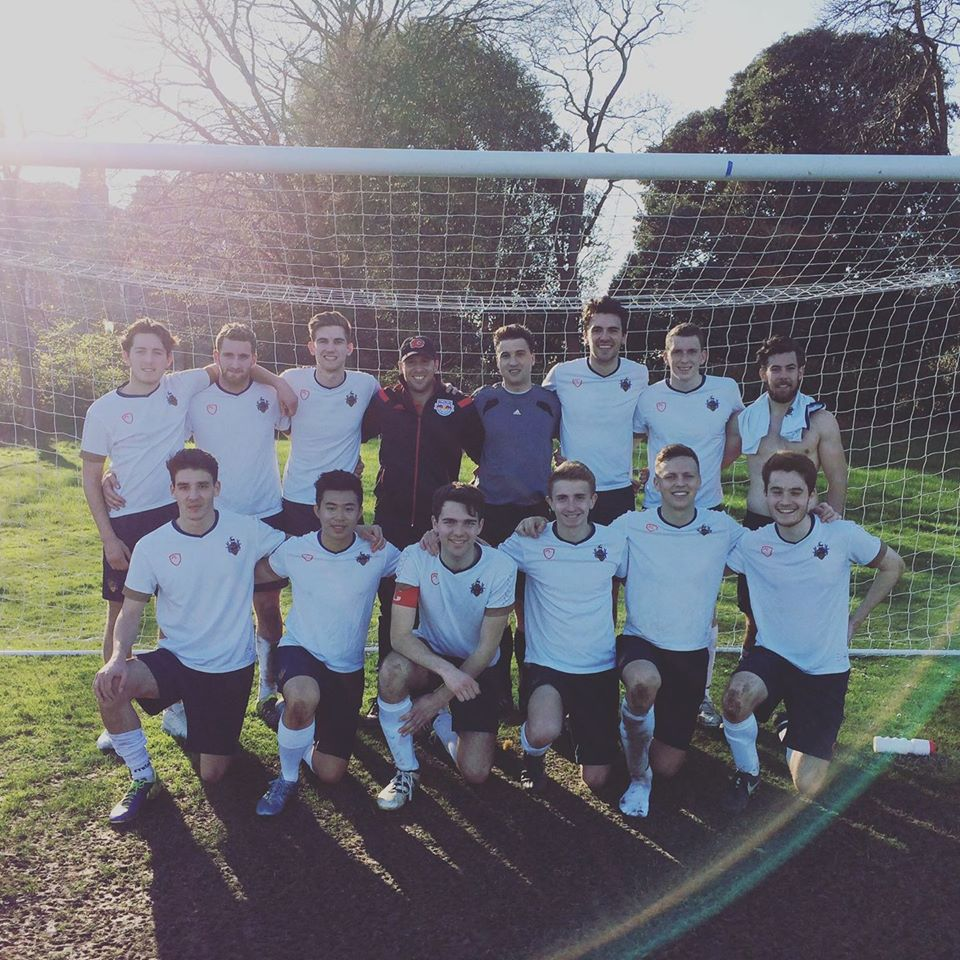 University of Surrey League Champions