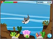 Chạy trốn cá mập, chơi game phiêu lưu hay